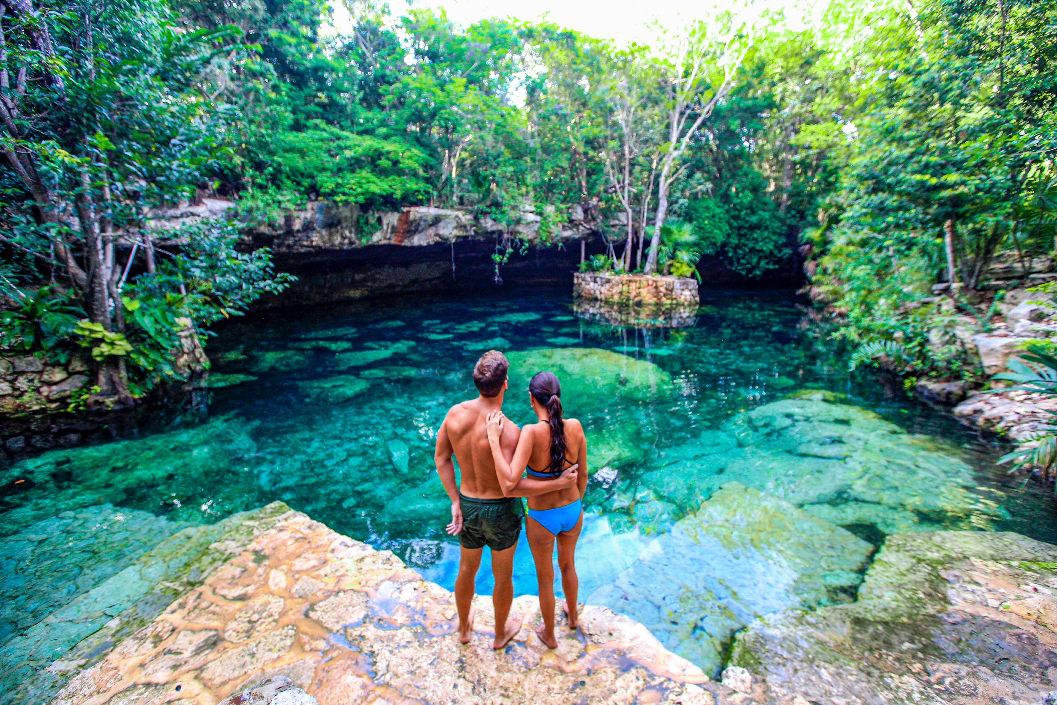 TULUM AND SWIM WITH DOLPHINS
