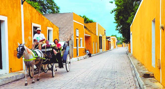 Izamal-Mexico